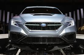 subaru concept cars wrx is that you subaru viziv performance concept bows in tokyo