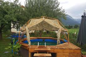 dome house for sale this diy geodesic dome goes anywhere curbed