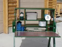 Camp Kitchen Box Plans by Patrol Kitchen Box Plans Good Chair Plans