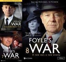 foyle u0027s war complete series box set on dvd detective series tvs