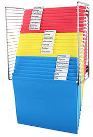 Decorative Hanging File Folders Are You Limited In The Amount Of Space You Have In File Drawers