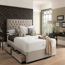 Divan Bed Set Pocket Bed Company Pemberley Divan Bed Set With 4 Drawers