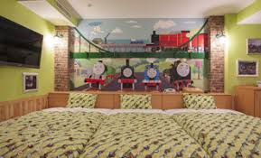 Thomas And Friends Decorations For Bedroom From Gundam To Wicked 21 Themed Japanese Hotel Rooms That You Won
