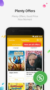 ticketnew movie ticket booking android apps on google play