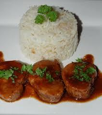 cuisiner un filet mignon de porc filet mignon de porc au miel à l orientale aux portes du paradis