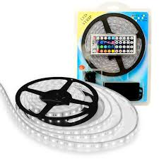 color led light strips amazon com lightplus 16 4 ft 5m rgb led strip u2013 flexible 300