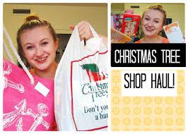 makeup planner supplies u0026 snacks haul christmas tree shops