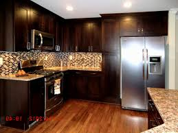 painting oak kitchen cabinets cream furniture ceiling ls over concrete countertop black wood