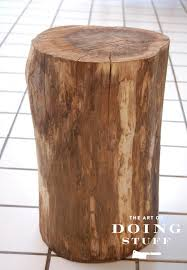 how to make a tree stump table stumped how to make a tree stump table continue reading tree