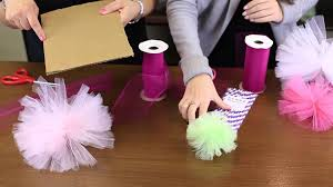 how to make centerpieces beautiful how to make pom pom centerpieces 19 on with how to make