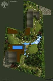 Japanese Garden Layout Japanese Garden Design Layout By Staudtagi On Deviantart