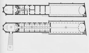 sigurd lewerentz crematorium helsingborg 1914 drawings