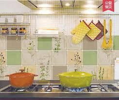 kitchen wall tiles ideas the wall sticker kitchen tile wallpaper 3d wall paper roll self in