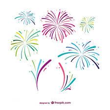 fuochi d artificio clipart fuochi d artificio disegno vettoriale libero scaricare vettori