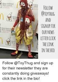Ronald Mcdonald Meme - 25 best memes about ronald mcdonald house ronald mcdonald