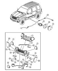 jeep 2006 parts 2006 jeep liberty parts diagram related
