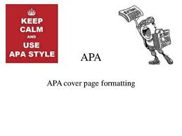 Essay Cover Sheet how to create an apa cover page youtube