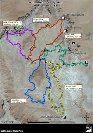 Utah State Parks Map by Publications Utah State Parks