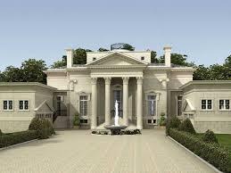 european luxury house plans 3 bedrm 5730 sq ft colonial house plan 106 1154