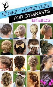 inside edition hairstyles gymnastics hairstyles for competition braids edition gymnastics