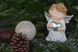 Christmas Decorations Angel Wings by Free Photo Christmas Angel Decoration Angel Wings Max Pixel