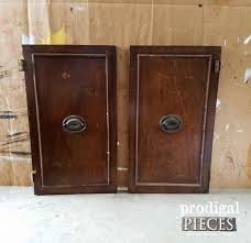 Wood Furniture Door Repurposed Cabinet Door Crate Prodigal Pieces