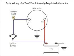 12 volt alternator wiring diagram 12 wiring diagrams