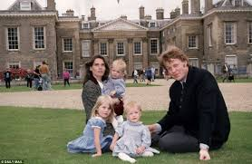 lady charlotte diana spencer earl spencer first wife first daughter and the twins royals
