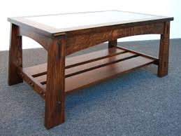 craftsman style coffee table oak coffee table with storage medium size of coffee craftsman
