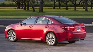 used lexus sedan reviews 2013 lexus es 300h review notes autoweek