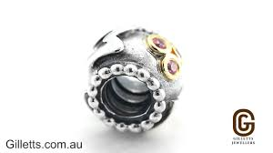 gillett s jewelers pandora charm pandora code 790574czs