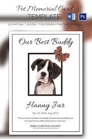 14 pet memorial cards free psd ai eps format download free