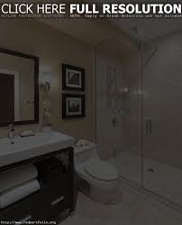 Apartment Theme Ideas Bathroom Of A Small One Bedroom Empty Apartment 3d Interior