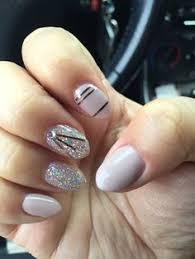 pretty elegant short nail design love nails pinterest