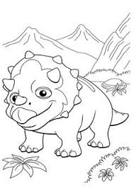 dinosaur train coloring pages kids picture 24 550x777 picture