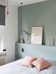 chambre gris vert idee deco chambre gris vert idées décoration intérieure farik us