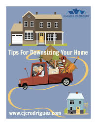 downsizing tips tips for downsizing your home daily real estate tips