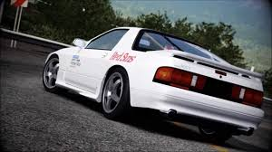 fc rx7 forza 4 initial d series episode 8 rx 7 fc youtube