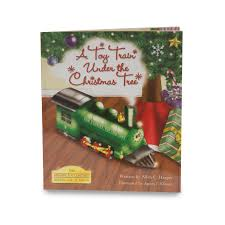 a toy train under the christmas tree durango u0026 silverton narrow