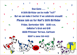 funny 50th birthday invitation wording image collections