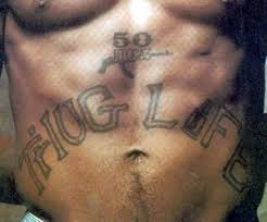 tupac shakur tattoo pics photos pictures of his tattoos