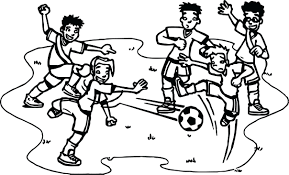 soccer player coloring pictures players pages minnie mouse playing