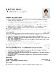 How To Write A Simple Resume Example by Download Basic Resume Template Word Haadyaooverbayresort Com