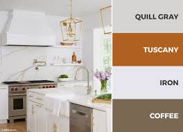 popular colors for kitchens with white cabinets 30 captivating kitchen color schemes