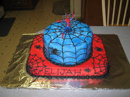 spiderman cake ideas architecture world