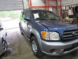 used toyota sequoia parts parting out 2002 toyota sequoia stock 160148 tom s foreign