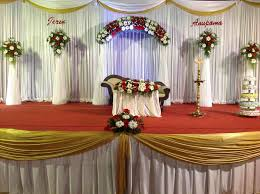 hindu wedding supplies wedding decor best hindu wedding stage decoration to consider