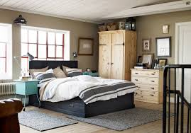 ikea pine bed exquisite ikea bedrooms design ideas bedroom kopyok interior
