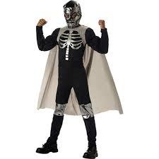 Light Bulb Halloween Costume Amazon Com El Muerto Luchadore Kids Costume Toys U0026 Games