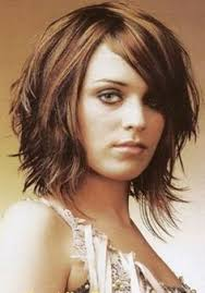 womens hair cuts for square chins chin length layered hair cuts flipped haircuts haircut